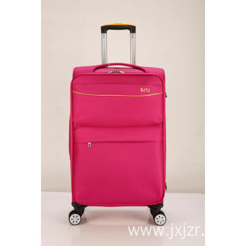 Suitcase Spinner Softshell lightweight